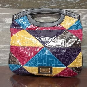 Nine west Tr convrrtible hand bag to clutch!